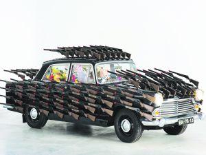 War Games (2011), by Joana Vasconcelos.