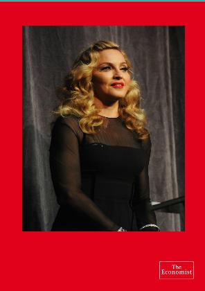 The Confusingly Symbiotic Relationship Between Madonna and The Economist