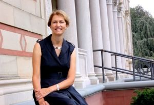 The new director of Cornell's Johnson Museum, Stephanie Wiles. (Photo: Janine Bentivegna Photography)