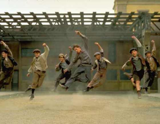Christian Bale Not Included: Newsies Now A Live Musical  [Video]