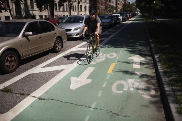 Afternoon Bulletin: Bike Lane Wars, a Barbershop Drug Ring and More