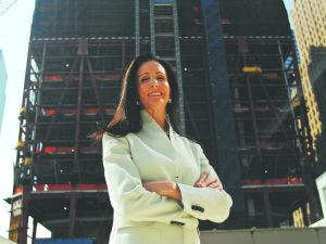 Tara Stacom of Cushman & Wakefield.