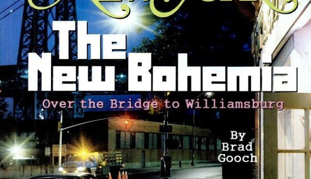 """""""The New Bohemia"""": the cover of New York's June 22, 1992, issue. (Photo: NYMag)"""