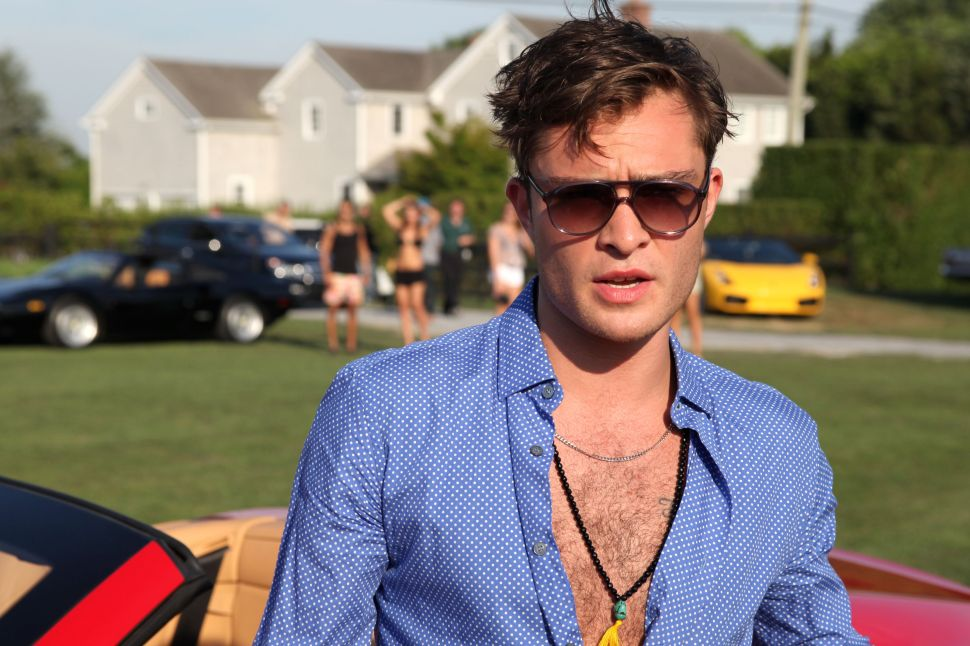 Gossip Girl's Ed Westwick Now Performing For Cigarettes in Williamsburg