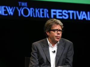 Jonathan Franzen. (Photo: courtesy of The New Yorker Festival)