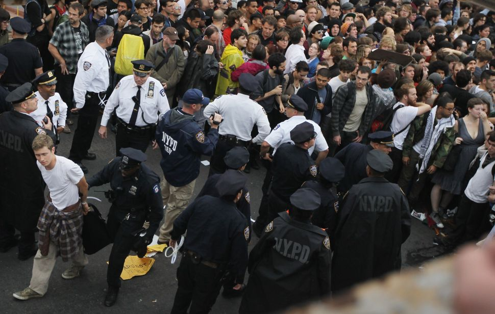 Over 800 Occupy Protesters Charged, But How Many Will Go to Court?