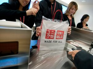 Uniqlo is teaming up with an unlikely partner