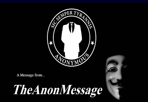 A Day After Tackling CIA, Alabama Websites, Anonymous Knocks Interpol Offline