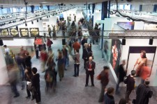 View of the Armory Show. Courtesy of Huffington Post.