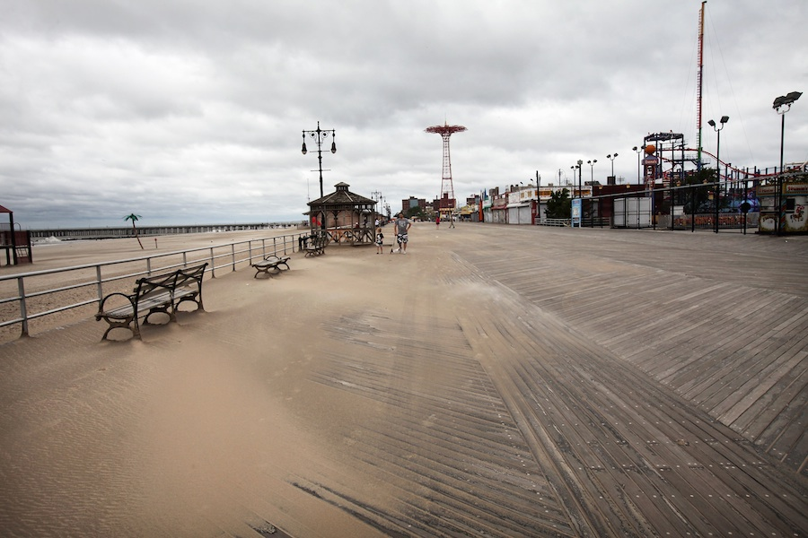 Pave Paradise and Put Up a Sidewalk: City Approves Concrete Coney Island Boardwalk [Updated]