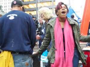 Find your dream date at Occupy Wall Street!