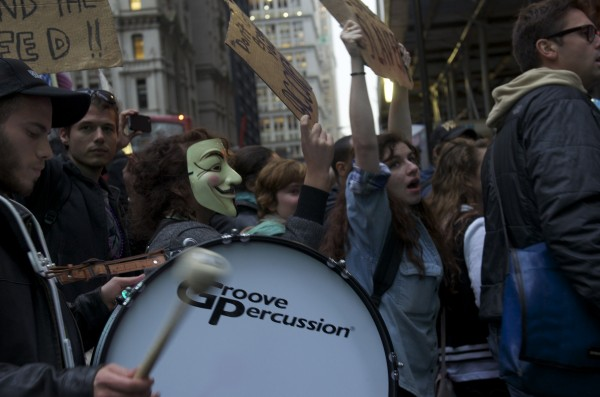 Occupy Wall Street's Drum Circle Appeals to Community Board For Longer Jam Sessions