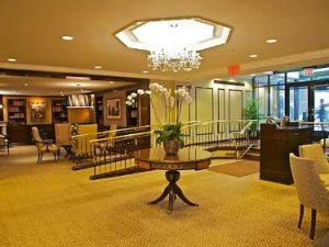The new lobby at the Fitzpatrick Grand Central