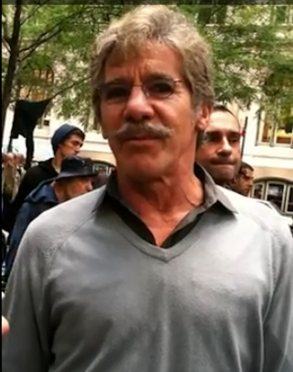 Geraldo Rivera and Fox News Come Down to 'Occupy Wall Street' [Video]