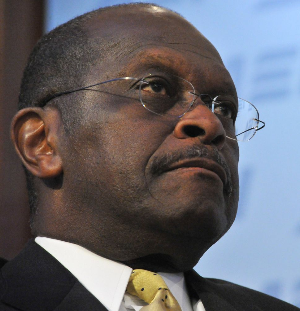 Herman Cain Believes Occupy Wall Street is a Pro-Obama Conspiracy