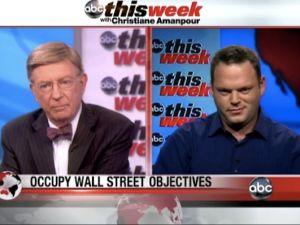"George Will vs. Jesse LaGreca on ABC's ""This Week"""
