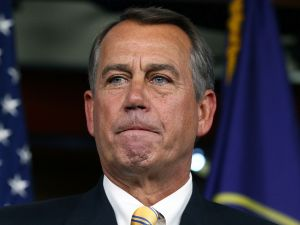 House Speaker John Boehner (Photo: Getty Images)