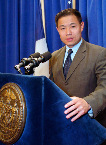John Liu Doesn't Want To Announce a Run For Mayor (On The Politicker)