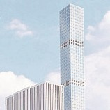 It's a bird! It's a plane! It's 432 Park Avenue! (WSJ)