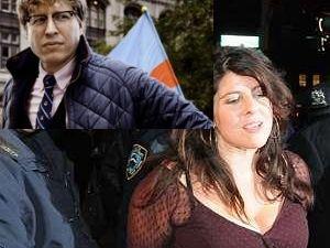 Naomi Wolf vs Officer Rick Lee