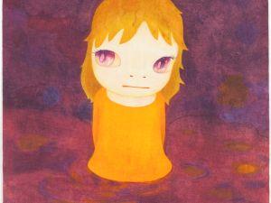 Yoshitomo Nara. (Courtesy the Pace Gallery)