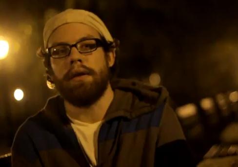 Hacker Hero 'Weev' Stops By Occupy Wall Street [Video]