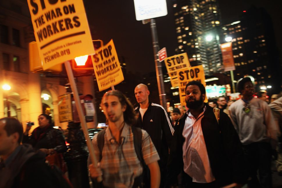 Protesters and Advocacy Groups Demand Information On NYPD's Handling Of Occupy Wall Street