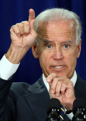 Joe Biden On Bain: 'They Make Money Even When A Company Goes Bankrupt'