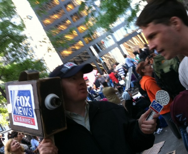 Organizing the Occupation: Wall Street, Post Megamarch