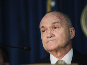 NYPD Commissioner Ray Kelly (Getty)