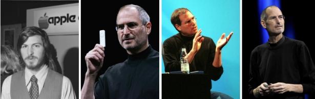 Steve Jobs, Apple Founder, Dies at 56