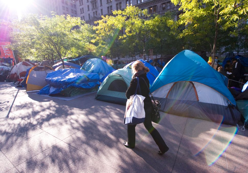 Occupy Wall Street Kitchen Worker Allegedly Raped, Molested Girls In Tents