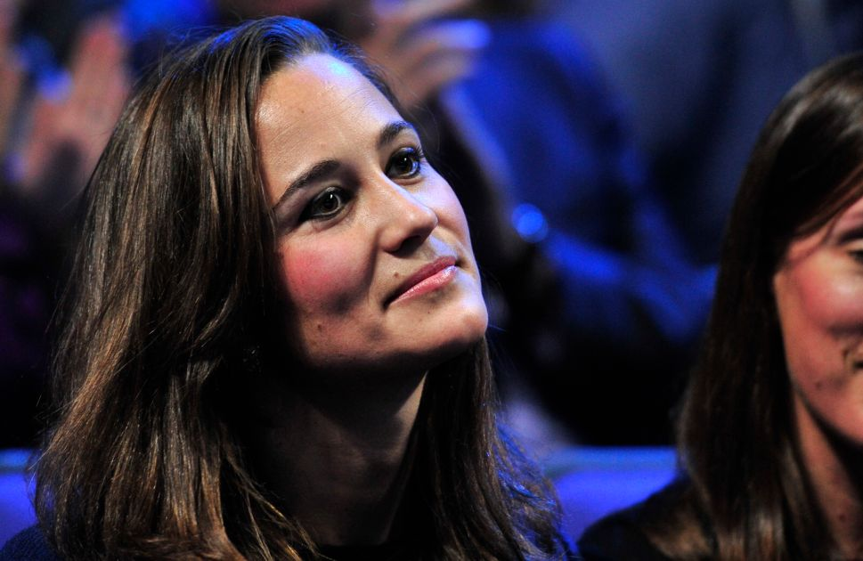 Pippa Middleton Loses Her Daily Telegraph Column