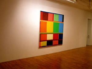 A painting by Mr. Whitney (Photo courtesy of Flickr user sokref1)