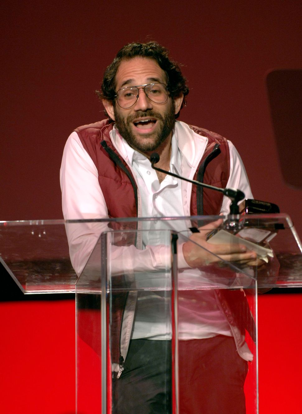 Dov Charney Sneaks Into an American Apparel Store Even Though He's Banned From Them