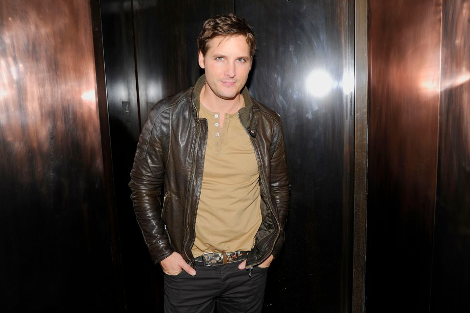 Peter Facinelli Speculates On 'Breaking Dawn' Seizures At Gotham Independent Film Awards After-Party