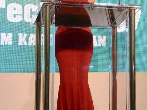 Kim Kardashian, courageous hero