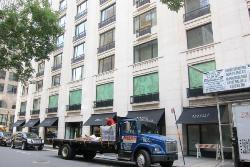 The Falcon lands at 660 Madison Avenue. (Courtesy Property Shark)