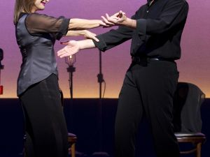"""""""An Evening With Patti Lupone and Mandy Patinkin."""" Photo"""