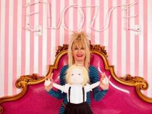 Betsy and Eloise (Photo from Kids Room Decor)