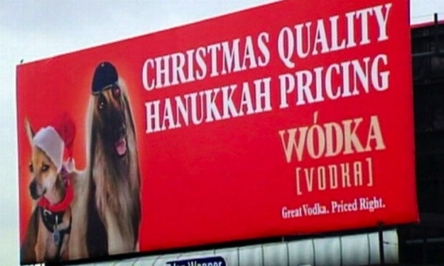 Wodka Vodka: Not Just Offensive to the Jews!