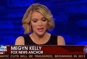 Megyn Kelly, let us pepper spray you