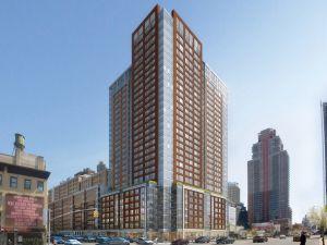 550 West 45th Street (Photo from Gotham Organization)