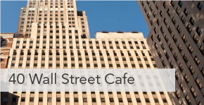 Update: Wall St. Restaurant Blames Occupy Wall Street For Employee Layoffs