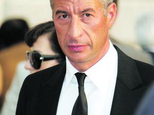 Maurizio Cattelan. (Photo by Daniele Venturelli / WireImage)