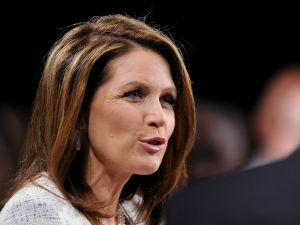 Congresswoman Michele Bachmann (Photo: Getty)