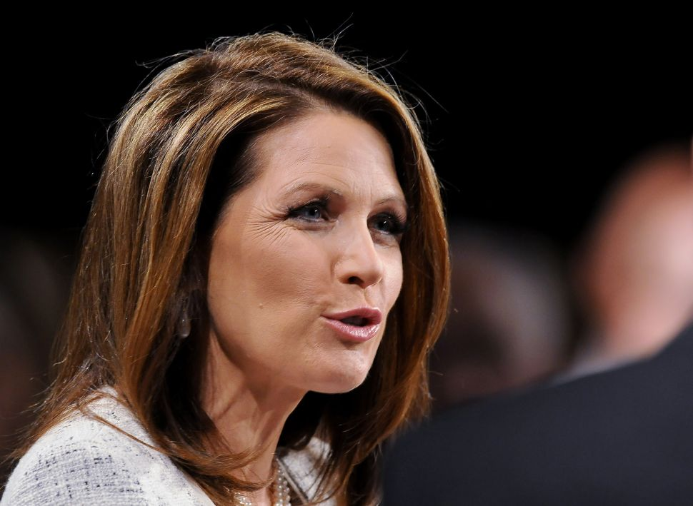 The Three Things Michele Bachmann Learned On The Campaign Trail