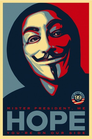 Shepard Fairey, Jay-Z Reprimanded by Occupy Wall Street for Co-Opting Movement Message