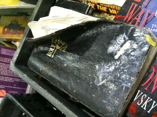 Update: People's Library Partially Recovered From Mayor Bloomberg's Grip
