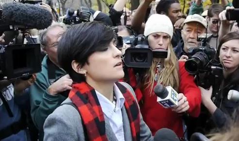 Performance Artist Pretend to Be Bloomberg's Press Secretary, Loses Actual Job (Video)